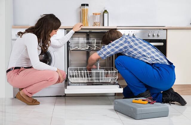 Dishwasher repair near me