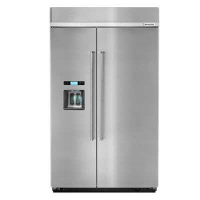 SubZero Refrigerator repair Bradbury